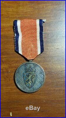 Norway Korean War medal