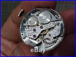 Original Korean War 1953 2nd Army Rifle Team Champions Engraved Wristwatch