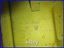 Original F-86 Sabre jet Korean War aircraft nose art panel 84th Fighter Squadron