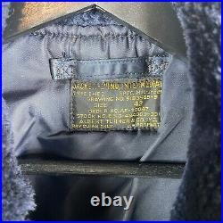 Original Korean War B-15C Flight Jacket Size 42 Ex Cond