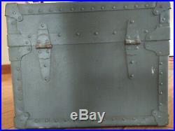 Original Korean War Vietnam Era US Military Field Mess Tableware Outfit 1950's