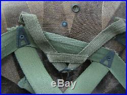 Original Korean War era M1C Airborne Westinghouse helmet liner, great condition