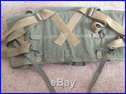 Original US WW2 Korean War. 1945 dated Airborne Medical Bag