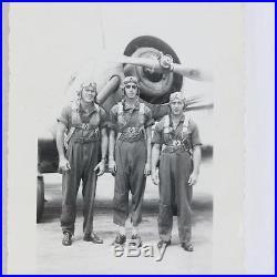 Original USAF Gardner B-15B Flight Jacket Korean War Nylon ID'd Pilot Bomber