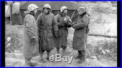 Original USMC 1947 Model Lined Parka Korean War Chosin Reservoir