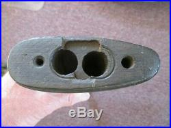 Original WWII Korean War M1 Garand Wood Rifle Stock Very Good Condition