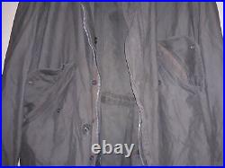 Parka Shell M-1948 US Army Dated 1951 Korean War Large