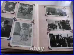 Personal Korean War Photo Book with 84 Photos Several of Korea All Documented