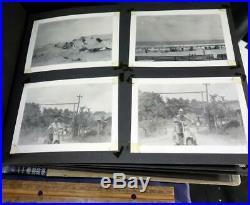 Photo Collection Album Soldier US Military Korean War Japan Gen Patrick Itazuke