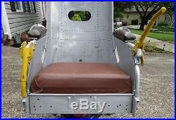 Pilot Ejection Seat F-86-F-30-NA Sabre Jet S/N 52-4305 Korean War Aviation
