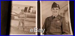 Post WW2 Korean War 11th Airborne 187th RCT Jacket Named Photos Extras Rakkasan