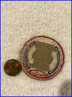 Post WWII Korean War 304th Logistical Command Army Uniform Patch LOG SCARCE