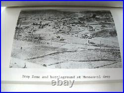 RAKKASANS 187th Airborne Regimental Combat Korean War Paratroopers TOMAHAWK MOH