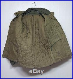 RARE 1953 Korean War ROK Army Winter Jacket + Pants Trousers Korea Military