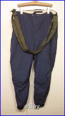 RARE Korean War USAF TYPE E-1A Flying Trousers Pants US Military Clothes Uniform