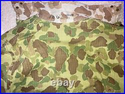 RARE NICE WWII USMC MARINE CORPS Original P44 WW2 KOREAN WAR FROGSKIN JACKET