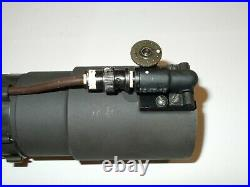 RARE, NOS CONDITION & FULLY-FUNCTIONAL Korean War Era M3 Infrared Sniper Scope