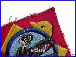 RARE Original Korean War 45th Division Aerial Observation/Spotter Recon Patch