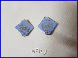RARE Vintage JSA Panmunjom Badge Insignia PIN DMZ Korea Military Army Korean War