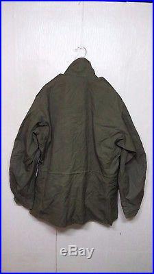 RARE Vintage Korean War US Army M-1950 Field Jacket Military Uniform Clothes