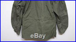 RARE Vintage Korean War US Army M-1950 Field Jacket Military Uniform Clothes