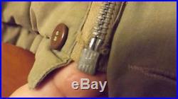 RARE Vintage WW2 / Korean War US Army M-41 Field Jacket US Military