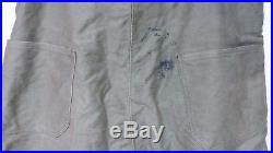 RARE Vintage WW2 Korean War US NAVY N-1 Deck Pants Trousers US Military Clothes