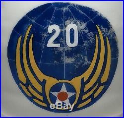 Rare Korean War 20th Air Force 25th Fighter Bomber Squadron Mug Pinup Girl