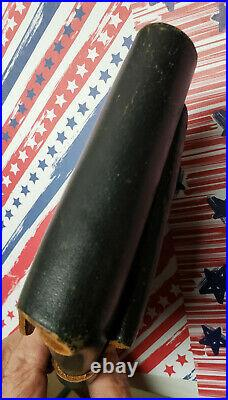 Rare Korean War US Air Force M13 Holster 1953-54 Smith & Wesson. 38 Cal Unissued