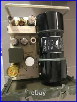 Rt-77/grc-9 Korean War Radio Set