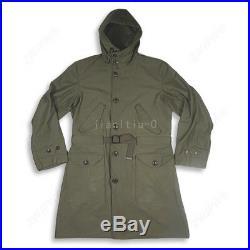 S M L WW2 Korean War US Soldiier Army M47 Uniform Field Coat American