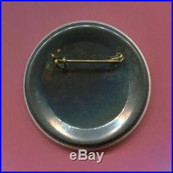 SCARCE 1950-51 CIVIL RIGHTS KOREAN WAR Integration of Army Equality at Home Pin