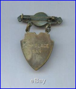 Scarce Korean War 7th U. S. Army Marksmanship Trophy Match Medal B. A. R. Van Fleet