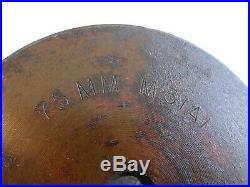 Set of 2 1950's Recoilless Artillery Shells 75mm Casing Korean War Post WW11 WW2