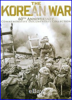 The Korean War 60th Anniversary Commemorative Documentary Collection