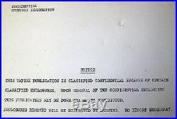 Third Marine Division Fleet Marine Force Pacific 1952 USMC Korean War