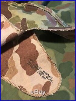 U. S Marine Corp. WW2 & Korean War Tropical Field Gear Original