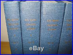 U. S. Marine Corps Operations in Korea 5 volumes History mint 1992 Korean War