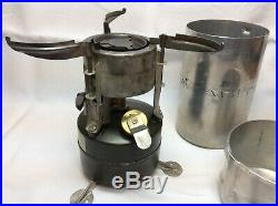 U. S. Military Field Cooking Stove Korean War mfg 12/52 NICE