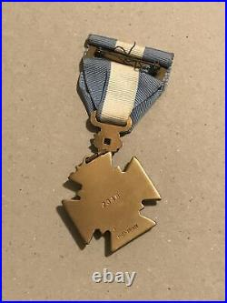 UDC Korean war service medal United Daughters of the Confederacy