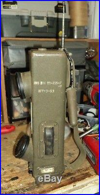 US ARMY WW2-Korean War BC-611f HANDY TALKIE RADIO BC-611