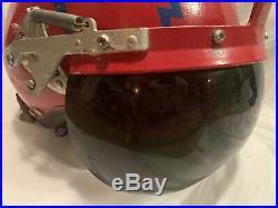 US Airforce Flight Helmet With Oxygen Mask Korean War Era