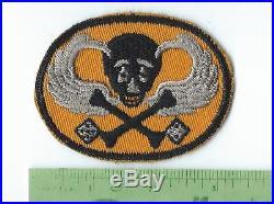 US Army 7th Ranger Company patch Korean War Era 1960