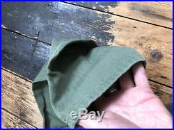 US Army HBT Fatigue Jacket 50's Korean War