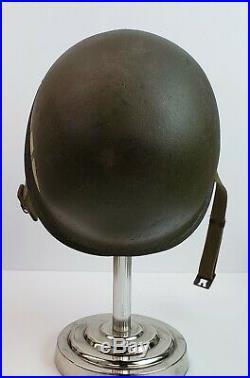 US Army M1C Korean war era 187th ARCT 11th Airborne Helmet (Re-Creation)