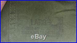 US KOREAN WAR ERA M1951 FISHTAIL PARKA With FRIEZE LINER LARGE JANUARY 1952 COLD