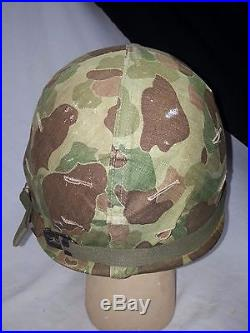 US Korean War Era Helmet