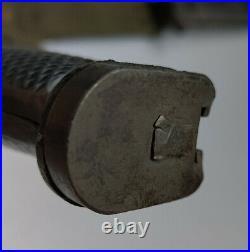 US M5 Bayonet & M8A1 Scabbard By J. D. Tool Co. 3 Star Korean War