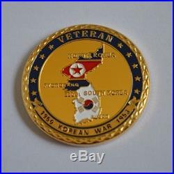 US Medal/Badge/Order, united states korean war veteran service coin, scarce