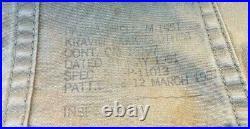 US Military Korean War Era M1951 M51 Fishtail Parka with wool Frieze Liner Medium